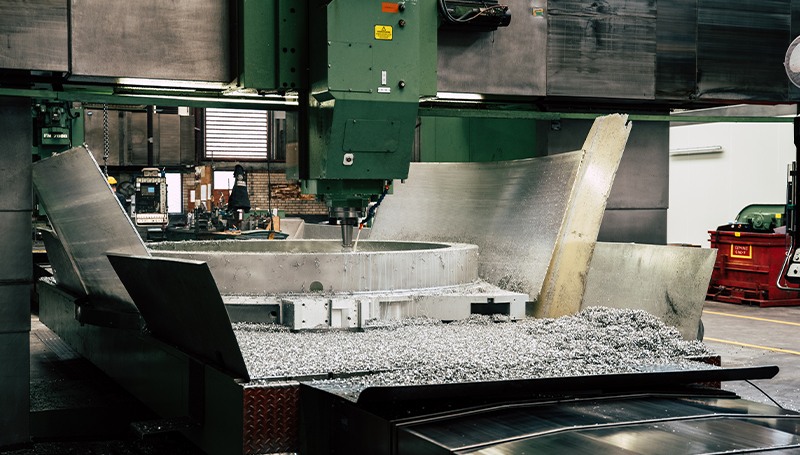 State of the art machining - Breman Machinery B.V.
